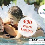30 euro extra korting Center Parcs