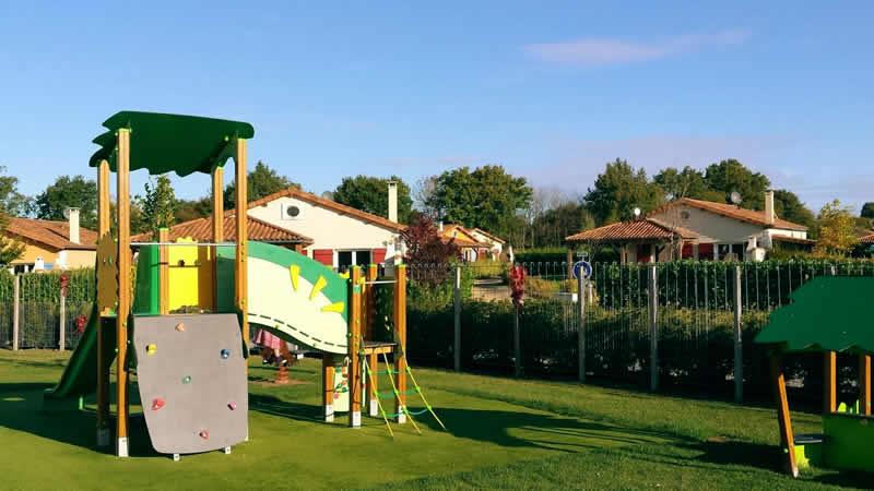 vakantiepark met kinderen in Frankrijk