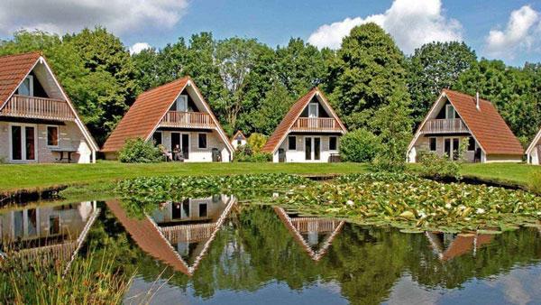 vakantieparken oost Nederland